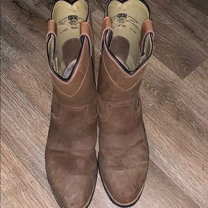Woman's Ropers 9.5 EE